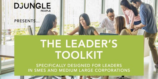 Exclusive Launch of DJP Leader's Toolkit