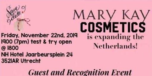 Cosmetic Company Mary Kay Cosmetics - Expanding in the Netherlands