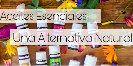 Aceites Esenciales, Una alternativa natural