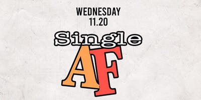 Single AF: A Black Singles Mixer