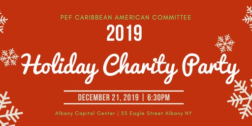 2019 Holiday Charity Party