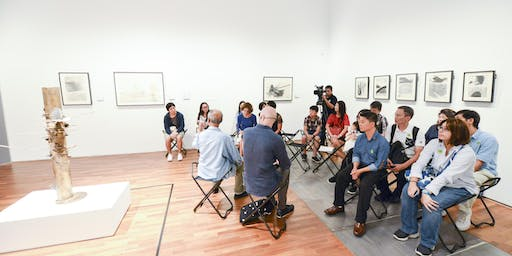 In-Gallery Session | Artist Talk: Li Xingjian