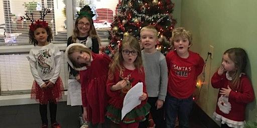 Caroling & Spreading Holiday Cheer to Seniors