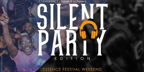 ESSENCE SILENT DAY PARTY 2020 tickets