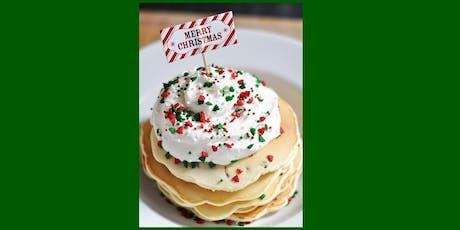 Free Christmas Breakfast tickets