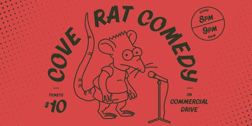 Cove Rat Comedy on Commercial