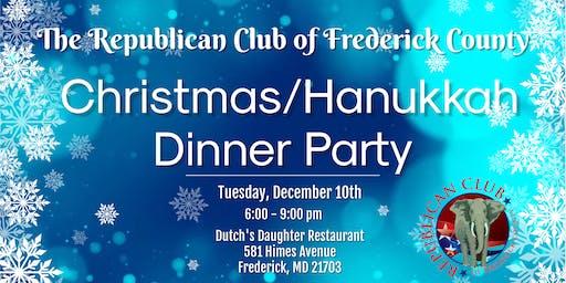 Republican Club of Frederick County Christmas/Hanukkah Dinner