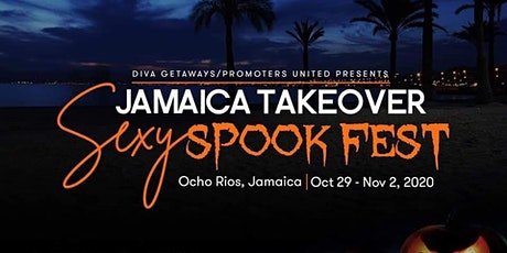 "Fork n Fly presents ""Sexy Spook Fest"" tickets"