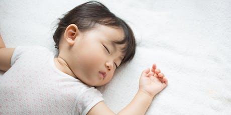 Toddler-preschool Sleep Workshop age 1-5 tickets