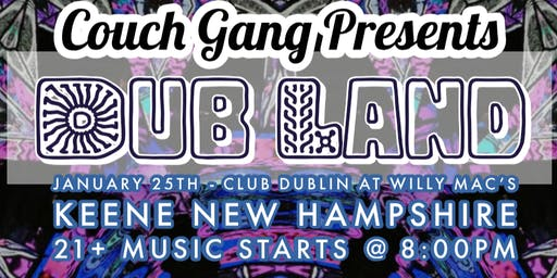 DUB LAND - Club Dublin @ Willy Mac's