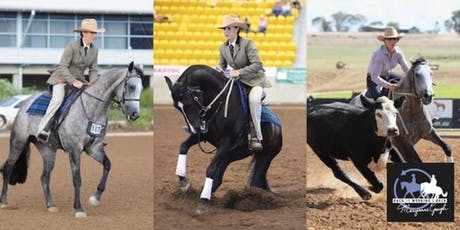 LOWOOD, QLD - Maryanne Gough ASHS Nationals Boot Camp tickets