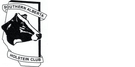 Southern Alberta Holstein Clubs Awards Banquet tickets