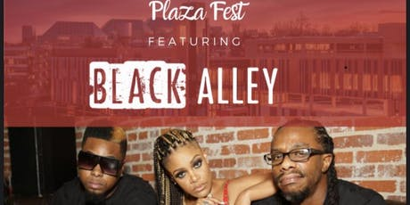 UDC Plaza Fest Featuring Black Alley Band tickets