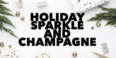 Holiday Sparkle and Champagne