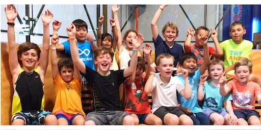 ITFA Taekwon-Do Kids Christmas Camp