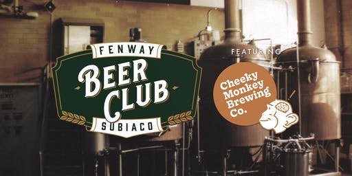 Fenway Beer Club - Cheeky Monkey