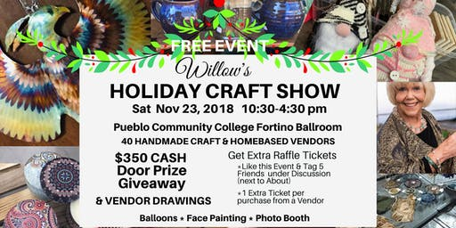 Willow's Holiday Craft Show