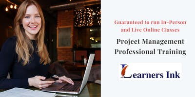 Project Management Professional Certification Training (PMP® Bootcamp) in Newport News