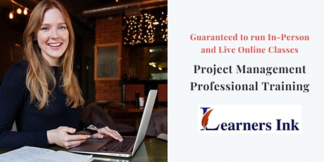 Project Management Professional Certification Training (PMP® Bootcamp) in Hampton tickets