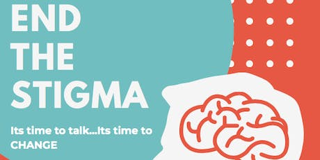 END THE STIGMA: Mental Health Awareness Session & Naloxone Training tickets