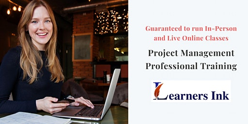 Project Management Professional Certification Training (PMP® Bootcamp) in Chesapeake