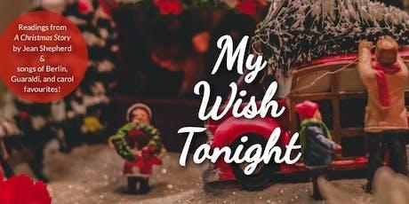 My Wish Tonight tickets