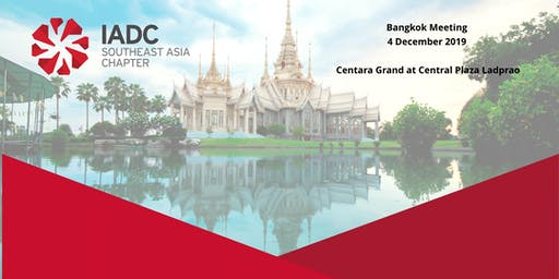 IADC SEA Chapter meeting & Annual General Meeting 2019