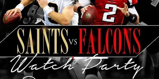 Who Run It? Saint vs Falcons Watch Party! Thanksgiving Day Celebration! Thurs, Nov. 28th @ CAFE CIRCA! (Rooftop will be covered, enclosed & heated! RSVP NOW! (SWIRL)