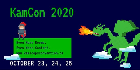 KamCon 2020 tickets