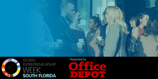 Global Entrepreneurship Week South Florida Socials & Networking Track