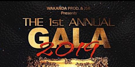 1st Annual 2019 Gala tickets