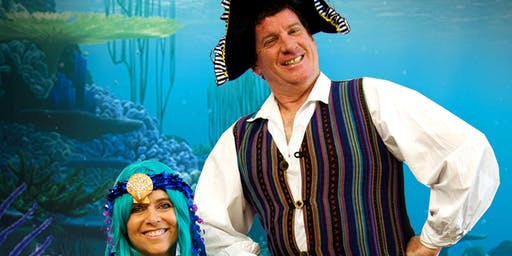 Eaton Gorge Theatre Company- Sammy the Sailor and Shellie the Mermaid