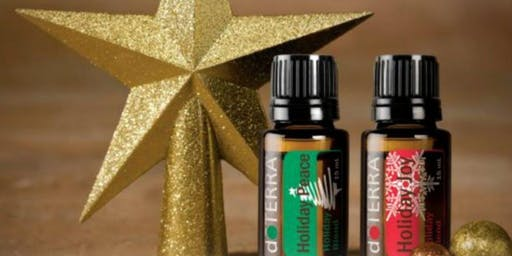 DoTerra Christmas Stocking Stuffer Make and Take