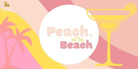 Peach on the Beach CRUSH 2020 at Howard Vineyard tickets