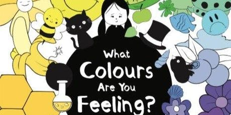 OTR @ What Colours Are You Feeling? tickets
