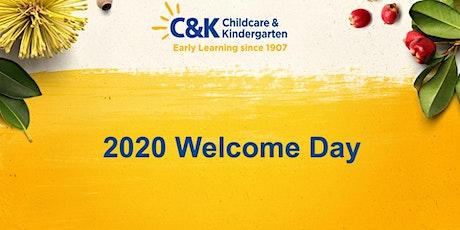 BUNDABERG 2020 Welcome Day tickets