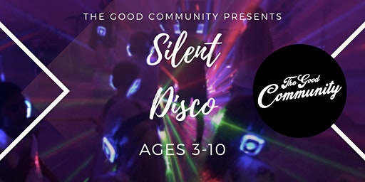 Silent Disco for Kids (Aged 3-10)