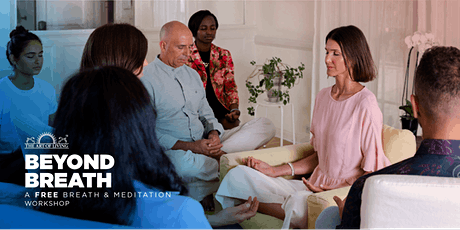 'Beyond Breath' - An Introduction to The Happiness Program - Antwerp tickets