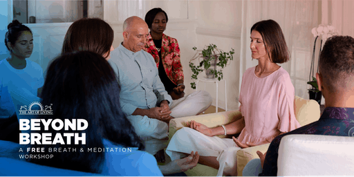 'Beyond Breath' - An Introduction to The Happiness Program - Brussels