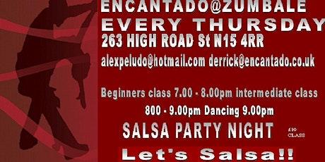 Salsa Loca @Zumbale tickets