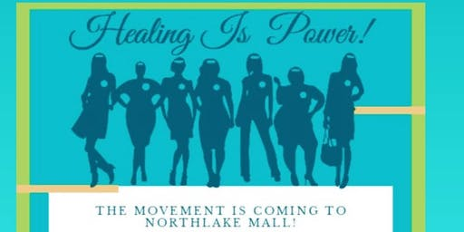 Healing Is Power! The Movement!