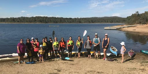 Goldfields Paddlers - Come and Try Canoeing & Kayaking