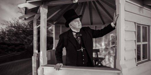Historical Lantern Tours of Royal Park 2020
