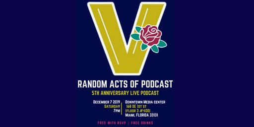 RANDOM ACTS OF PODCAST (Art Basel Live Podcast)