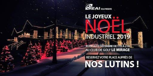 Le Joyeux Noël Industriel 2019 du REAI