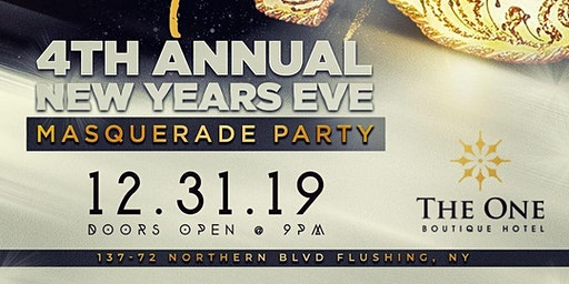 Last Call 2019 - NYE Masquerade Party