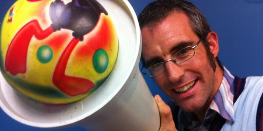 Science Shenanigans with  Dr Graham - Narooma
