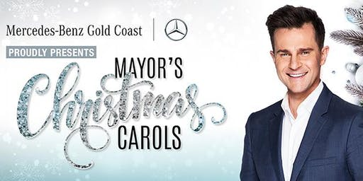 FREE Mayor's Christmas Carols presented by Mercedes-Benz Gold Coast