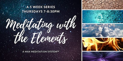 Meditating with the Elements-SPIRIT