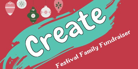 Create's Festive Family Fundraiser tickets